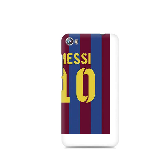 Canvas Fire 4 Messi 10
