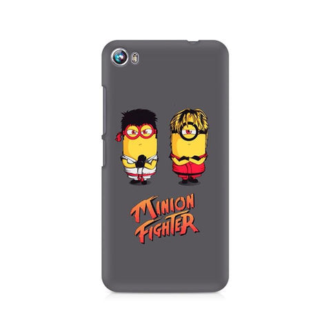 Canvas Fire 4 Minion Fighters