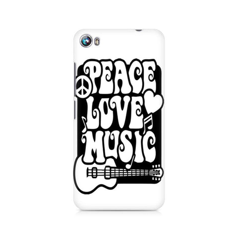 Canvas Fire 4 Peace Love Music