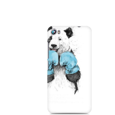 Canvas Fire 4 Panda Boxer