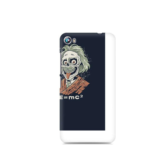 Canvas Fire 4 Skully Einstein