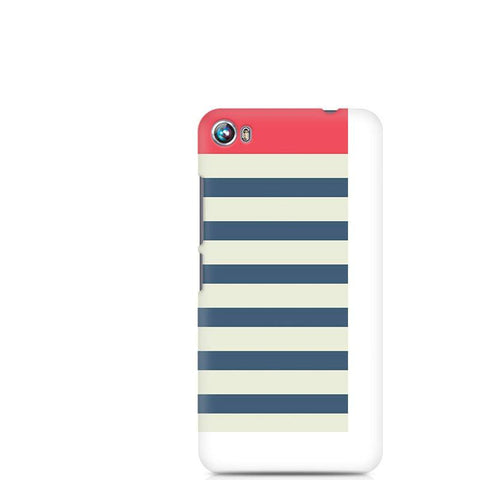 Canvas Fire 4 Stripes Pink