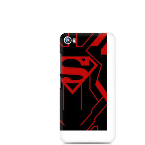 Canvas Fire 4 Superman Red
