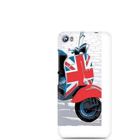 Canvas Fire 4 Vespa from UK