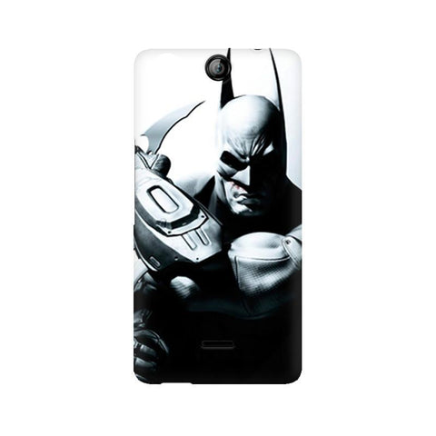 Canvas Juice 3 Batman Arkham City