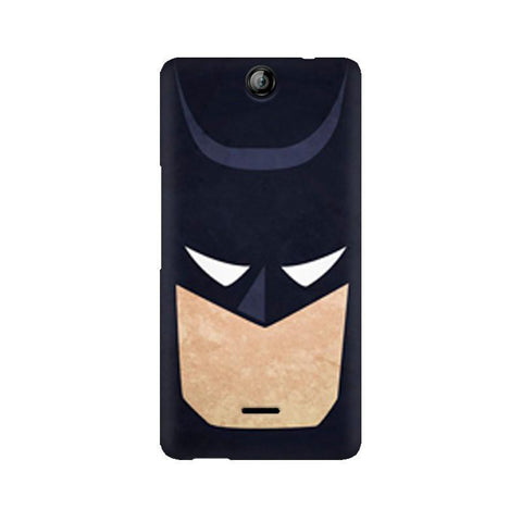 Canvas Juice 3 Batman Minimalist