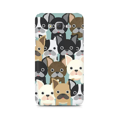 Galaxy J5 Dog Family Cluster
