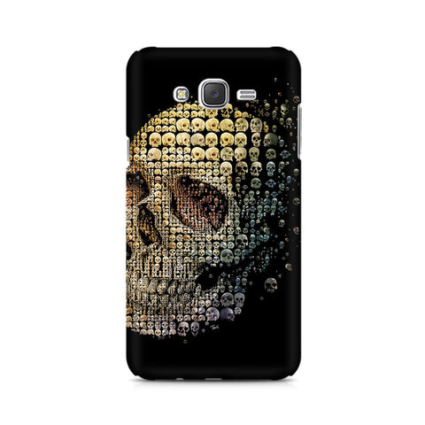 Galaxy J5 Evolution of the Skull