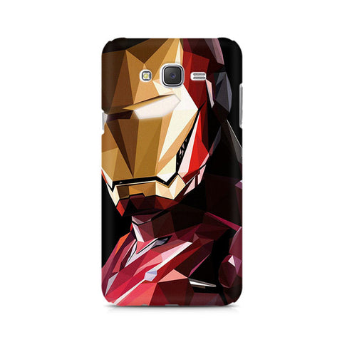 Galaxy J5 Iron Man Abstract