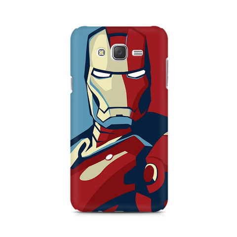 Galaxy J5 Iron Man Poster