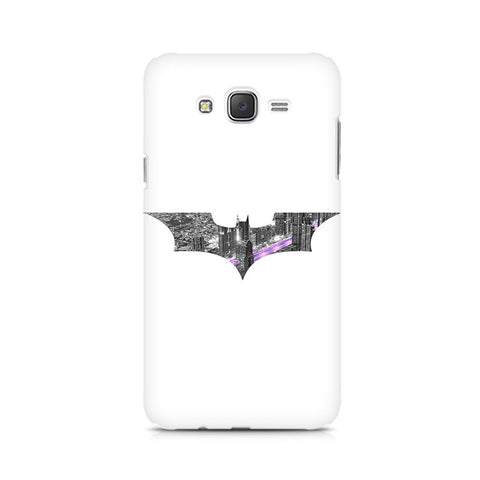 Galaxy J5 Bat Logo Arkham City