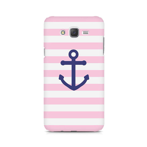 Galaxy J5 Pink Anchor