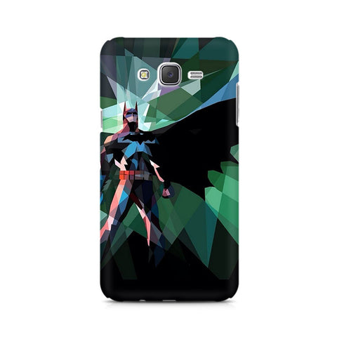 Galaxy J5 Batman Abstract Scream