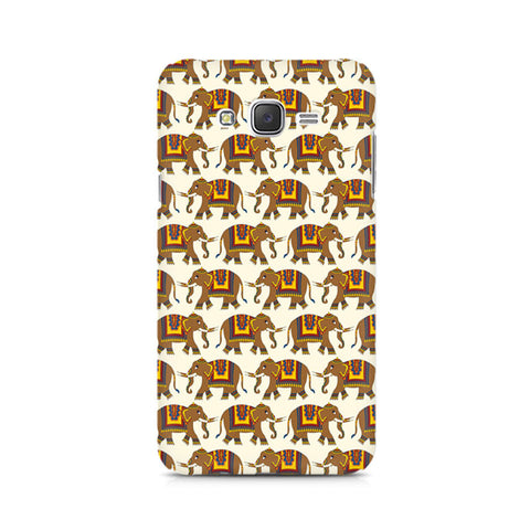 Galaxy J5 Enchanting India Elephant Artwork