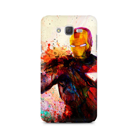 Galaxy J5 Iron Man