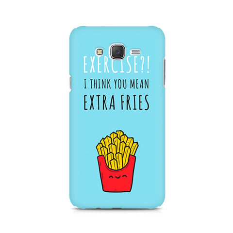Galaxy J5 Extra fries
