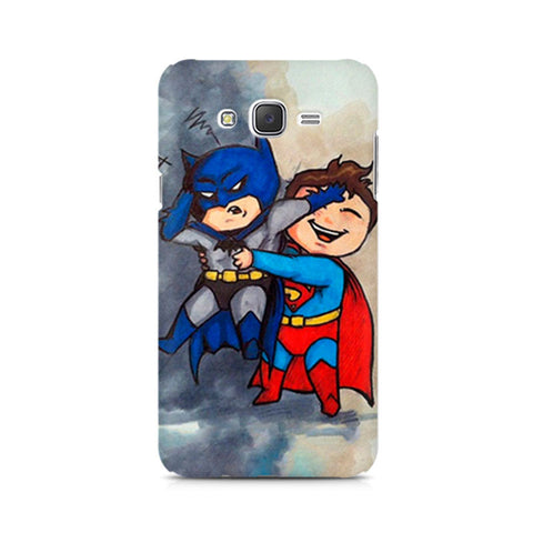 Galaxy J5 Batman and Superman Kids