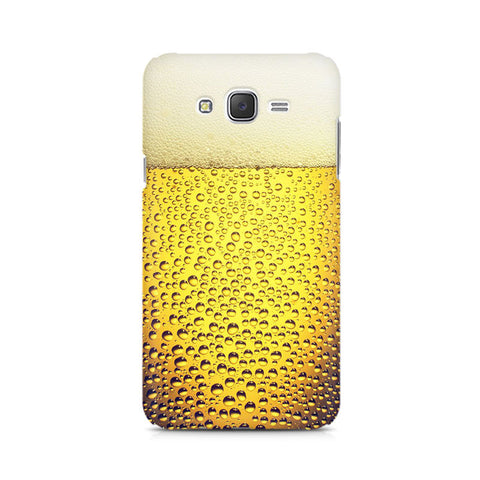Galaxy J5 Beer Froth
