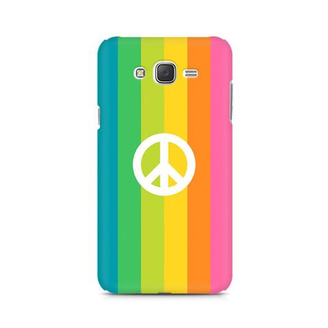 Galaxy J5 Colorful Peace