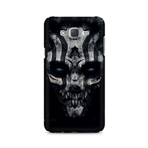 Galaxy J5 Creep Smokey Skull
