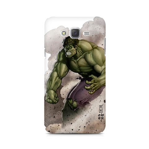 Galaxy J5 Hulk The Destroyer