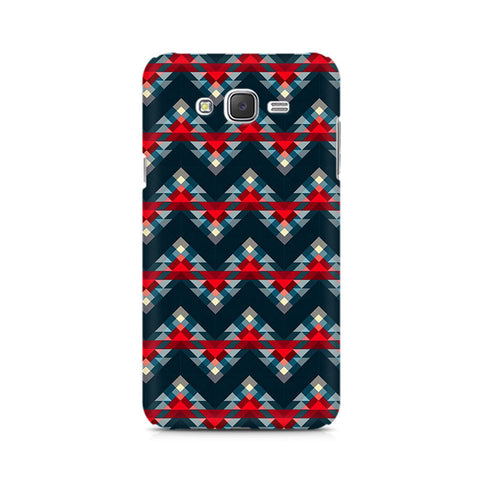 Galaxy J5 Chevron Abstract
