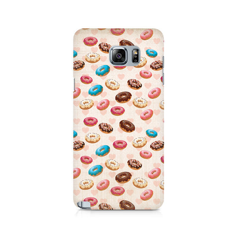 Galaxy Note 5 Colorful Cupcakes
