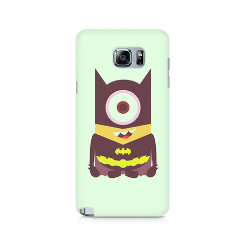Galaxy Note 5 Minion Batman