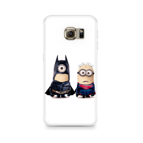 Galaxy S6 Edge+ Batman vs Superman Minions