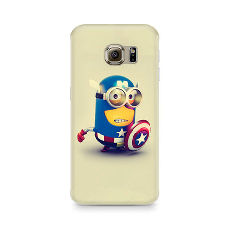Galaxy S6 Edge+ Captain America Minion