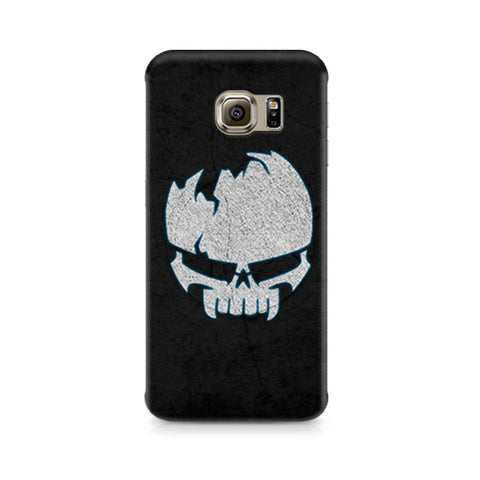 Galaxy S6 Edge+ Crazy Skull