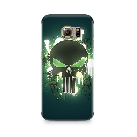 Galaxy S6 Edge+ Angry Skull