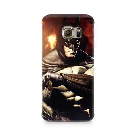 Galaxy S6 Edge+ Batman Arkham City Nonchalant