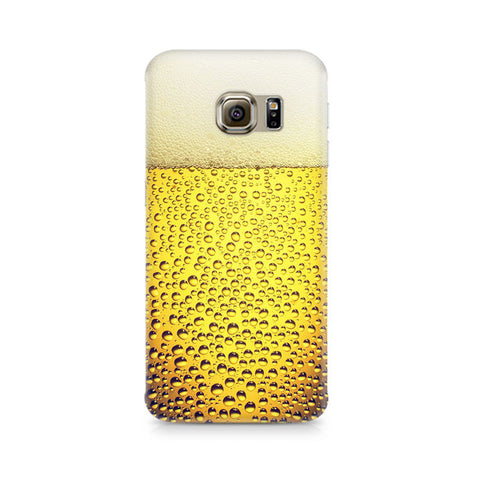 Galaxy S6 Edge+ Beer Froth