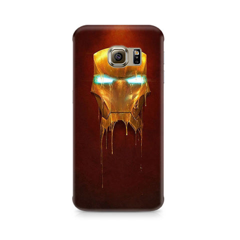 Galaxy S6 Edge+ Melting Iron Man