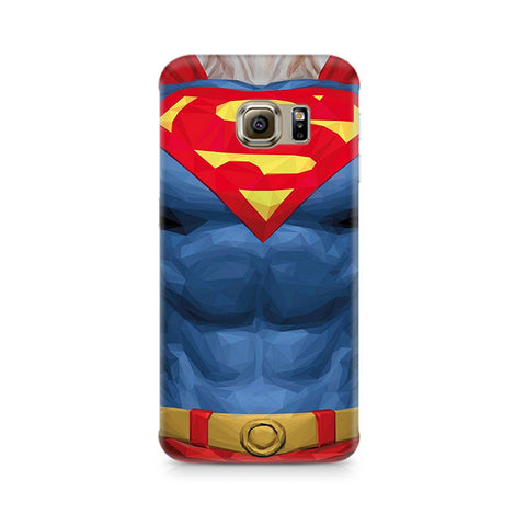 Galaxy S6 Edge+ Superman Body