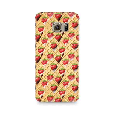 Galaxy S6 Edge+ Strawberry Wafer