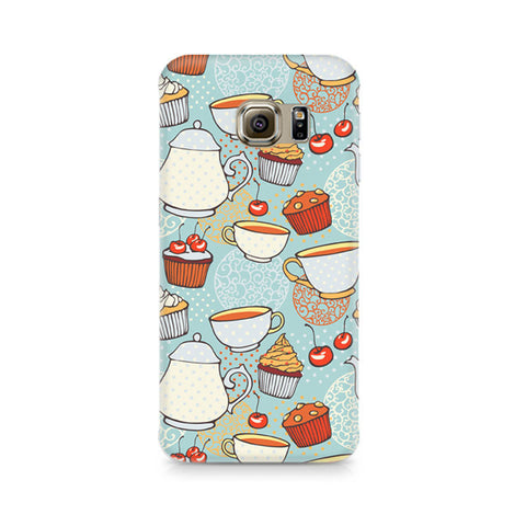 Galaxy S6 Cakes and Tea