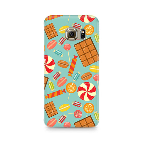 Galaxy S6 Chocolate and Candy