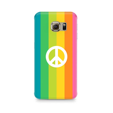 Galaxy S6 Colorful Peace