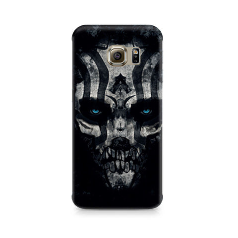 Galaxy S6 Creep Smokey Skull