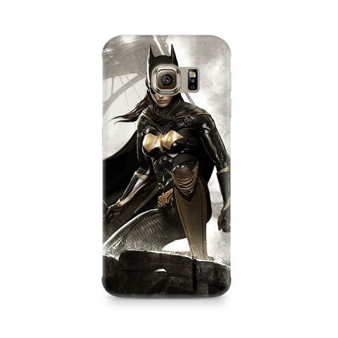 Galaxy S6 Batgirl Arkham City