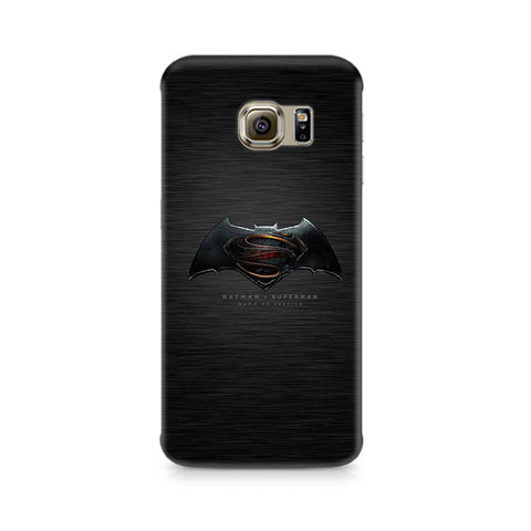 Galaxy S6 Batman vs Superman Logo