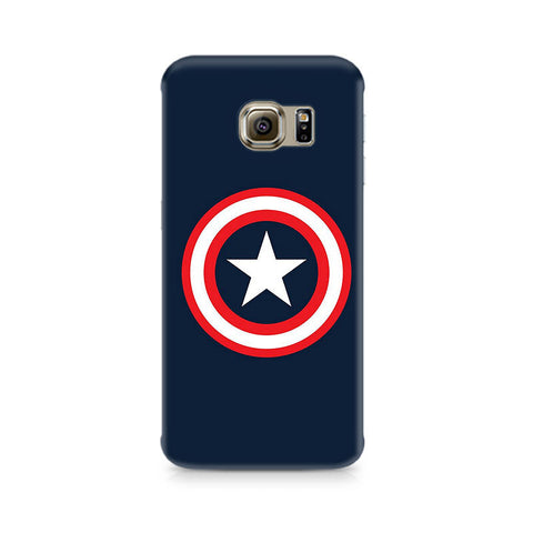 Galaxy S6 Captain America Logo