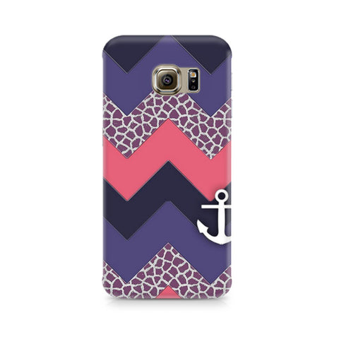 Galaxy S6 Chevron Anchored