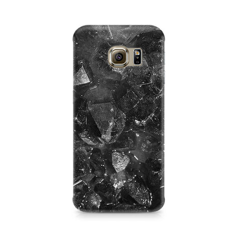 Galaxy S6 Dark Jewel Texture