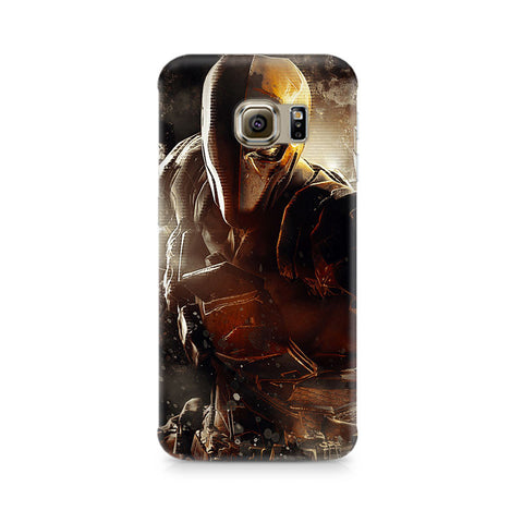 Galaxy S6 Deathstroke