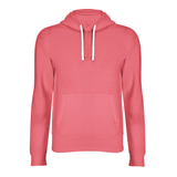 Basic Pink Hoodie front