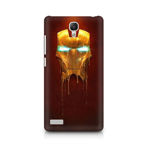 Redmi Note Melting Iron Man