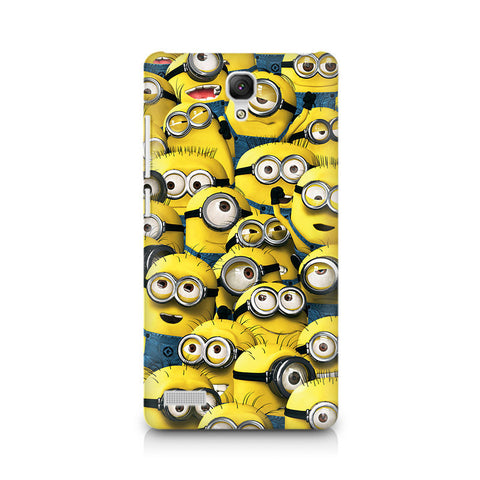Redmi Note Minion Cluster